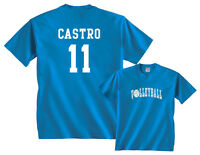 Volleyball Custom T-shirt Personalized Your Name