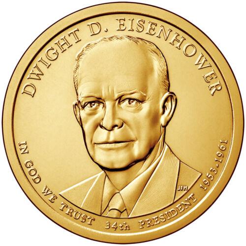 2015 D Dwight D Eisenhower BU