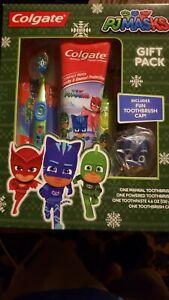 Colgate-Pj-Masks-Gift-Pack-Toothbrush-Kit-Free-Shipping