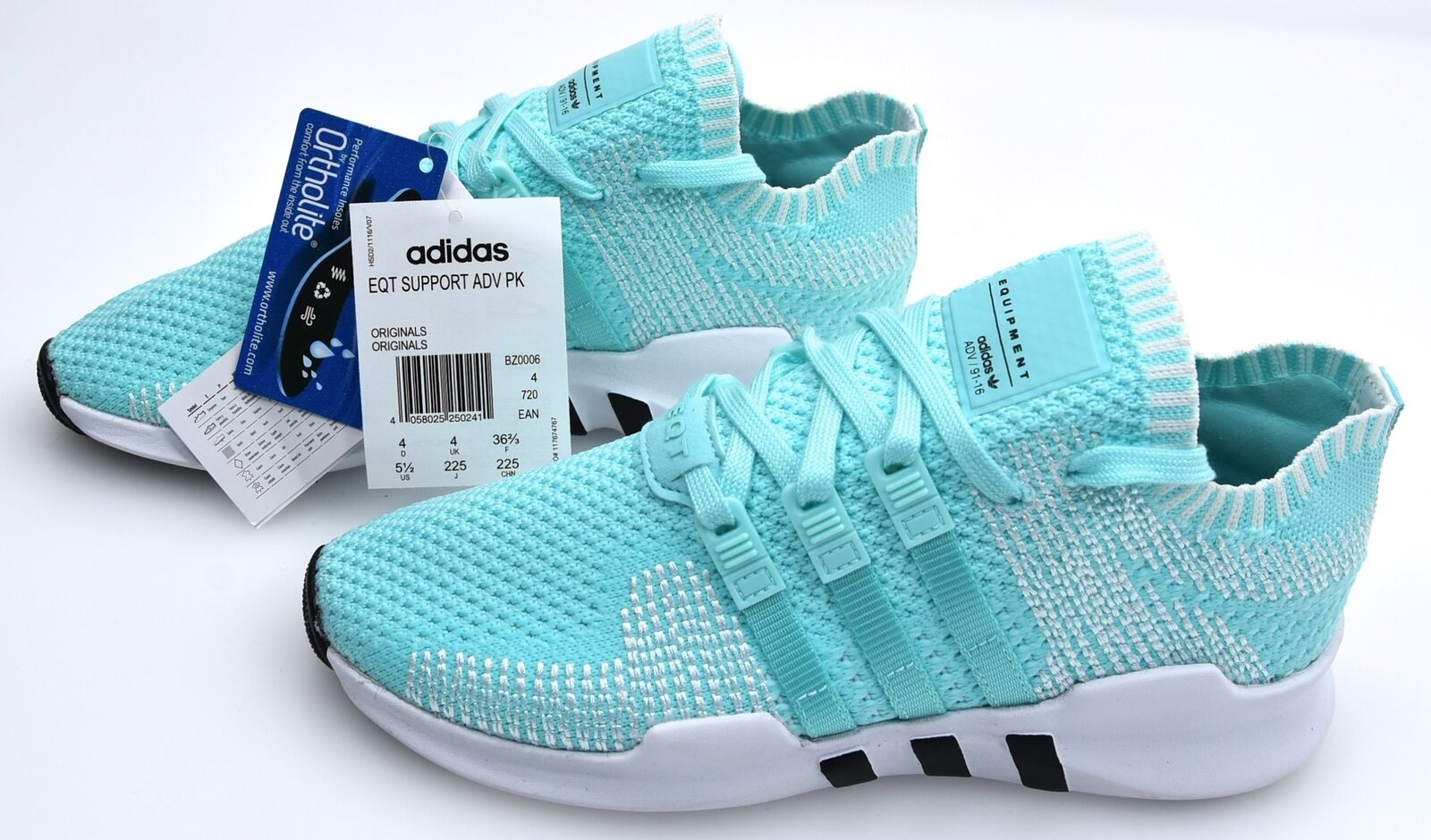 ADIDAS WOMAN SPORTS SNEAKER SHOES SYNTHETIC CODE BZ0006 EQT SUPPORT ADV PK W