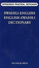 Practical Dictionaries: Swahili-English, English-Swahili by Nicholas Awde...