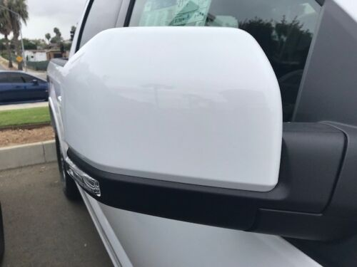 2015-2019 Ford F-150 Factory OEM Mirror Cover Cap Set Painted All Colors avail