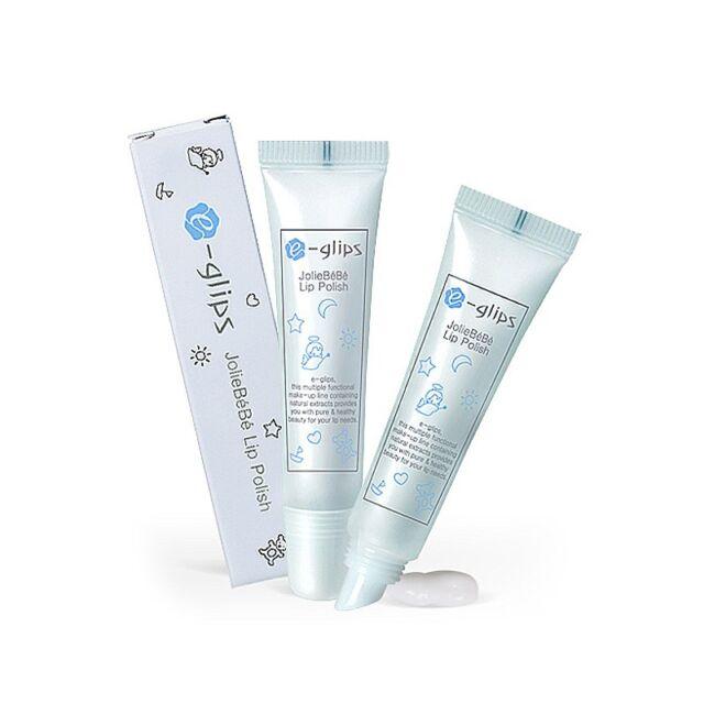 [EGLIPS] Jolie BeBe Lip Polish 15ml / Lip dead skin removal scrub