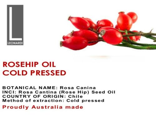 ROSEHIP OIL 100% ORGANIC 100ml