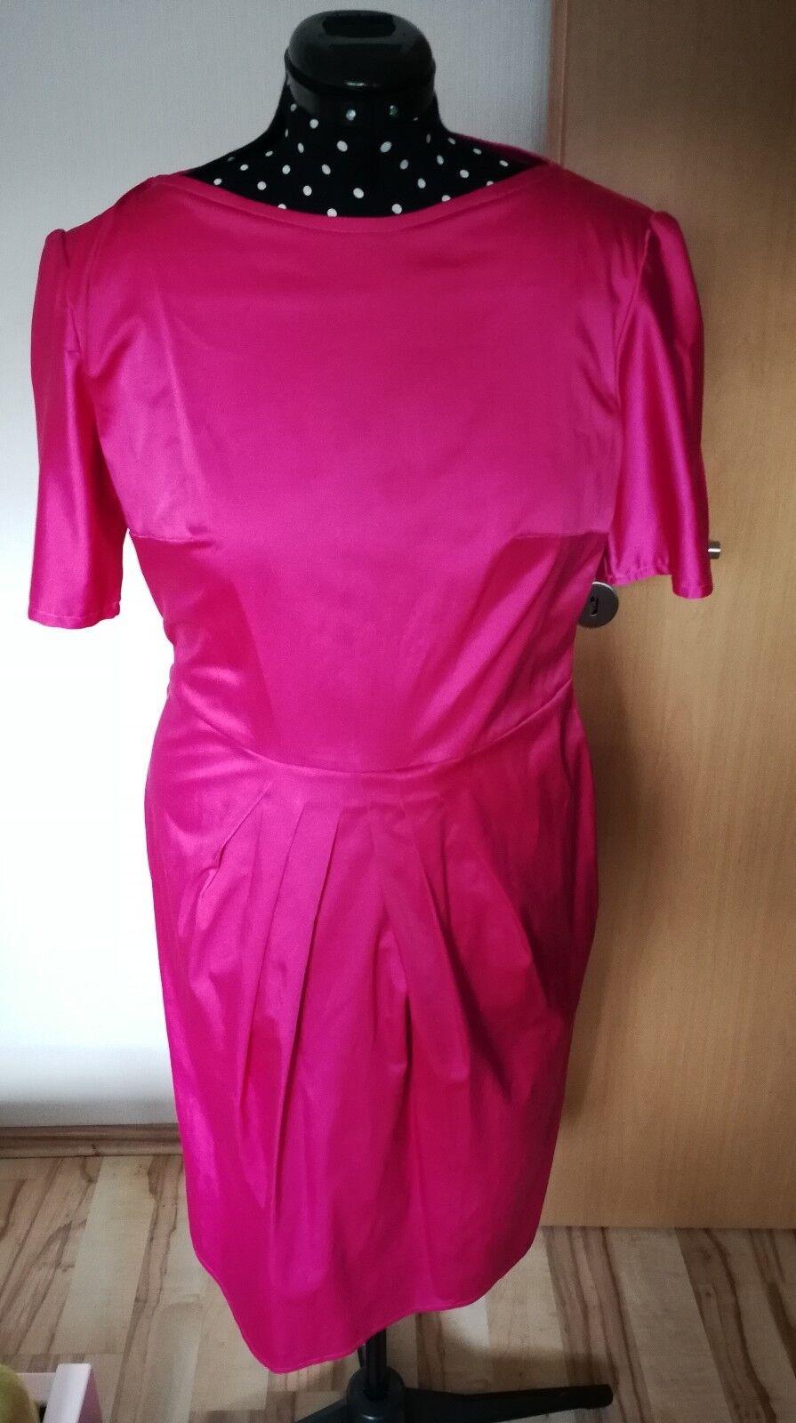 Rosaes Kleid Gr 44 UNIKAT selfmade