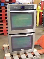 """KENMORE 27"""" STAINLESS STEAM/SELF-CLEAN DOUBLE OVEN WOD51EC7AS @40%OFF $2149 LIST"""