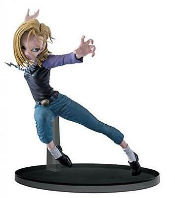 Anime & Manga Action- & Spielfiguren 3 Android 18 Dragon Ball Super Angenehme SüßE Ehrlich Neu Scultures Groß Zokei Tenkaichi Budokai 6 Vol