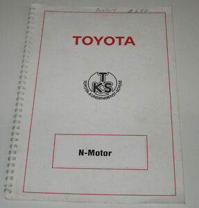 Technische-Information-Handbuch-Schulung-Toyota-N-Motor-Januar-1987