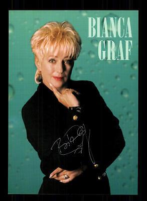 Autogramme & Autographen Bianca Graf Autogrammkarte Original Signiert ## Bc 95424 äSthetisches Aussehen