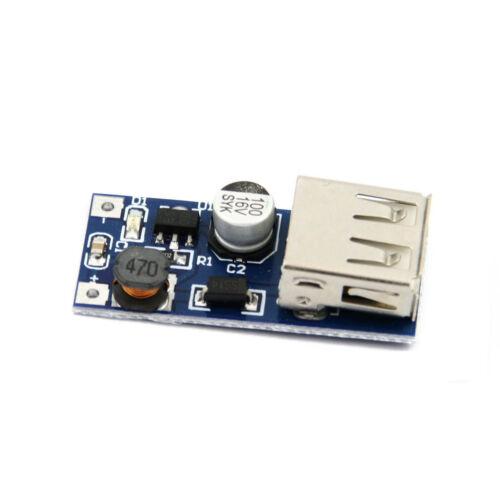 New 0.9V-5V Up To 5V 600mA DC-DC Step UP Boost Module For Mp3 Mp4 Power Module