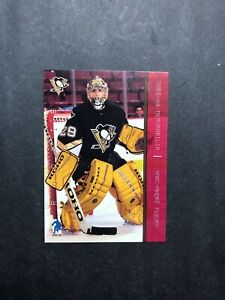 2003-04-In-The-Game-Memorabilia-183-Marc-Andre-Fleury-Rookie-172-200-SSP-RC
