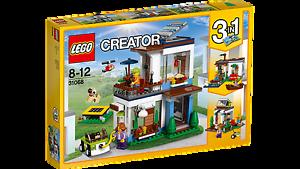 Lego 31068 Creator - Casa Moderna - NUEVO