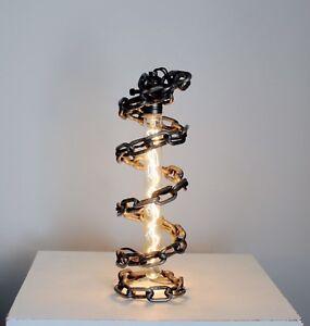 Handmade-rustic-industrial-artistic-lightsaber-lamp-steampunk-vintage-spiral