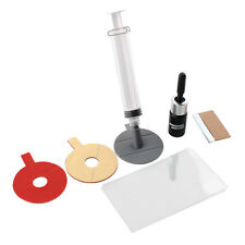 Windscreen Crack Repair Tool Kit Window Polishing Scratches Glass Practical