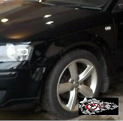 Brand-new-N-S-front-wing-for-Audi-A3-2003-2009-painted-in-PHANTOM-BLACK-LZ9Y