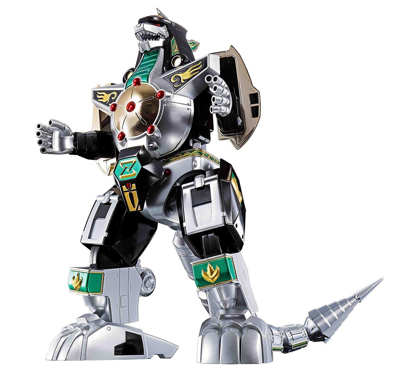 Soul Of Chogokin Zyuranger GX-78 Dragon César Power Rangers Figura De Acción EMS