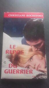 Brigitte Bardot El Descanso de La Guerrero C. Rochefort Grasset 1962 Buen Estado