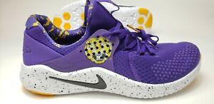 Nike-Free-039-Geaux-Tigers-039-LSU-Tigers-Louisiana-State-AR0413-500-Mens-Size-10-5