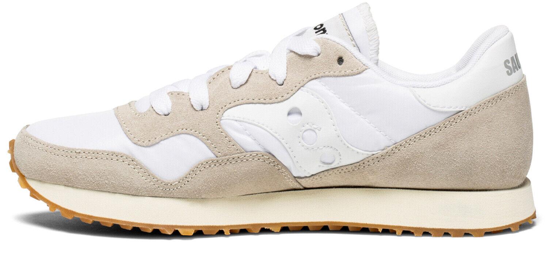Saucony Wmns DXN entraîneur Vintage Blanc _ Femmes Chaussures De Sport Running