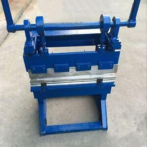 Manual Sheet Metal Bending Folding Machine Bender Mm EBay - Invoice folding machine