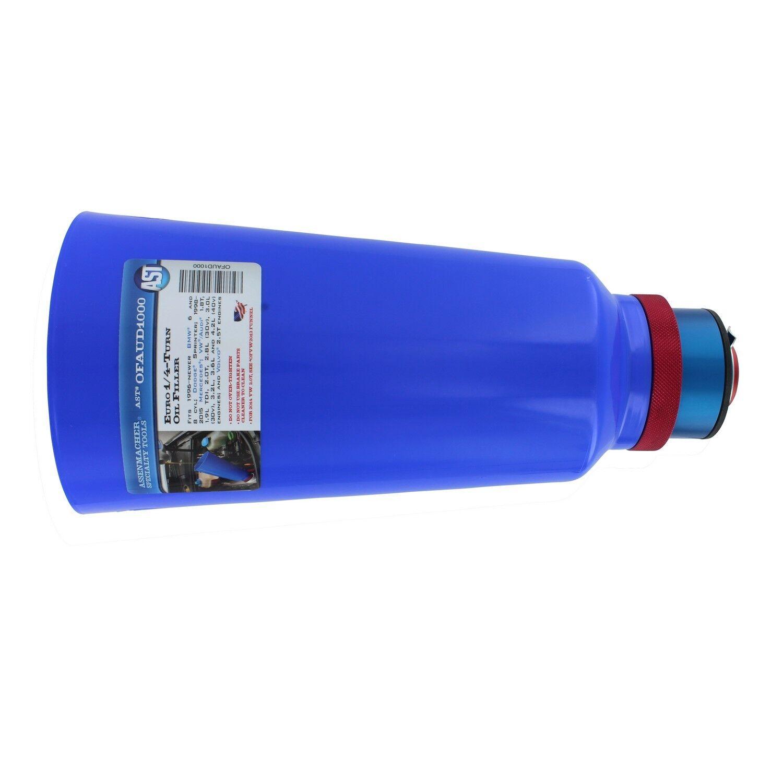 Assenmacher Specialty Tools OFAUD1000 Euro 1 4 Turn Oil Filler Funnel