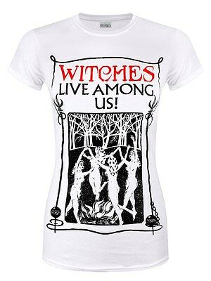 Fantastic Beasts and Where to Find Them Witches Women's White T-shirt