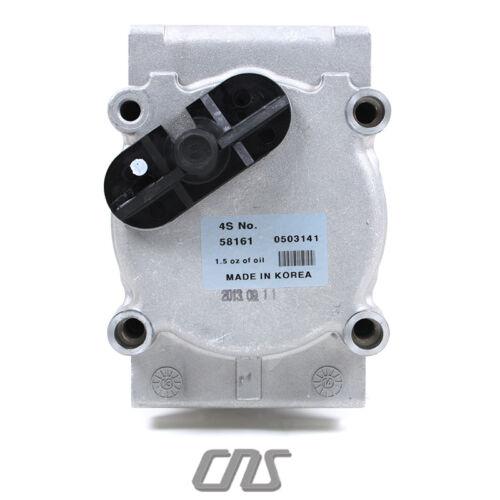 New AC Compressor w// Clutch 58161 FS10 89-03 Ford F-250 F-350 F-450 Mercury