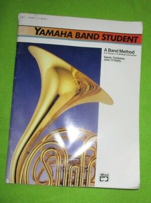Book 1 Beginning Marching Concert To Prevent And Cure Diseases Yamaha Band Student Horn In F Book