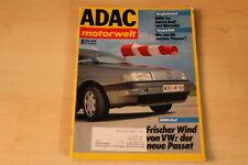 72427) Mercedes 230 E vs Audi 100 2.3 E vs BMW 520i - ADAC Motorwelt 05/1988