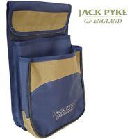 JACK PYKE CARTRIDGE POUCH BAG CLAY PIGEON SHOOTING HUNTING RANGE SHOTGUN