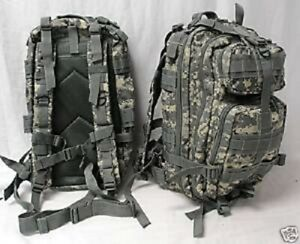 NEW GENUINE MULTICAM CAMO 3-Day Military Tactical Assault MOLLE Backpack