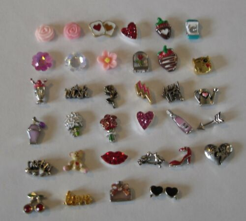 Authentic Origami Owl 2019 Valentine  Charms FREE SHIPPING BUY 4 SAVE $2