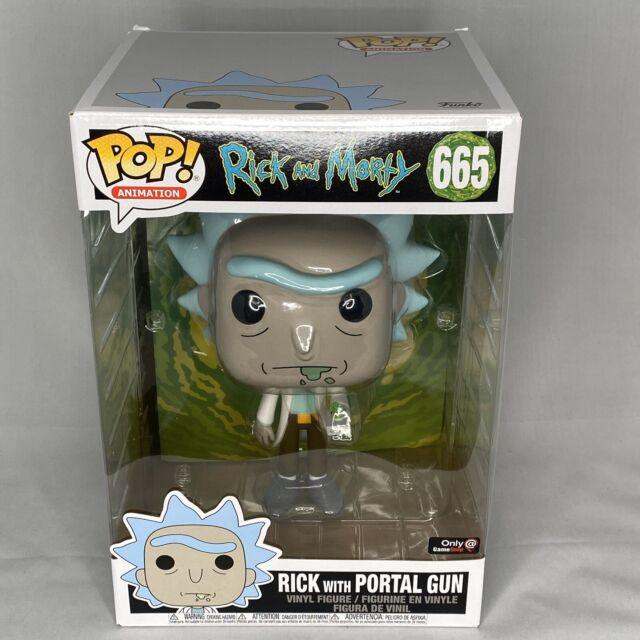 Funko Rick /& Morty Toy Portal Gun Brand New In Box