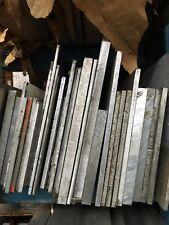 Aluminum Plate Drop Scrap Blank Pack 5pcs 5 X 5 14 Thickness