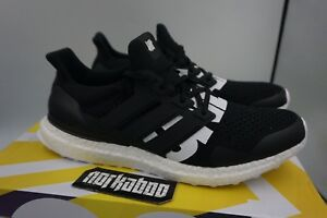 on sale 50db7 bc33b Details about Adidas Ultra Boost 1.0 LTD UNDFTD Undefeated Black White  B22480 limited rare