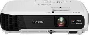 Epson EB-U04 Heimkino 3LCD-Projektor (Full HD 1080p, 3.000 Lumen, 15.000:1 *NEU*
