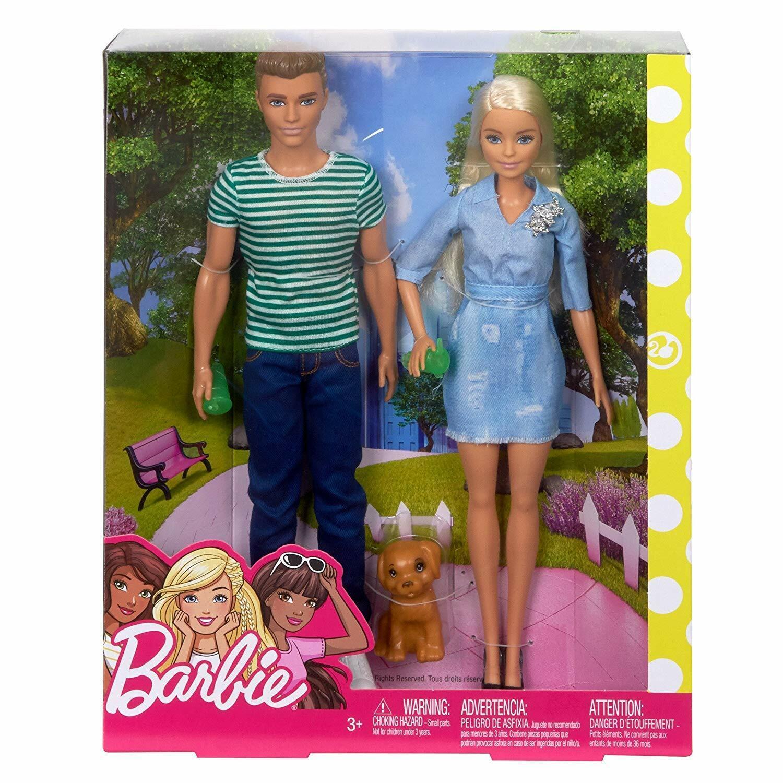 Bambola BARBIE CON KEN, KEN, KEN, cucciolo e gli accessori pre-ordine 26 05 2019 8f6d7d