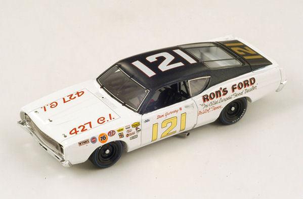 A la venta con descuento del 70%. Ford Torino  121 121 121 winner Riverside 1968 D. Gurney 1 43 Model s3594 Spark Model  100% autentico