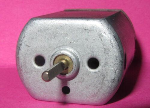 Actuator Repair Toyota Lexus 10mm D Flat Shaft FC-280PC-22125 Door Lock Motor
