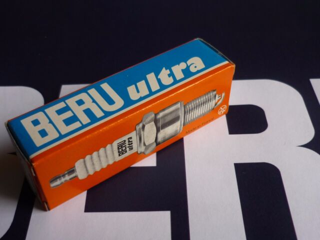 1x original BERU ultra Z188 = 14F7DPUR02  Zündkerze spark plug NEU OVP NOS