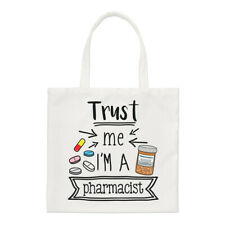 10 litre Trust me I/'m almost a Paramedic Tote Shopping Gym Beach Bag 42cm x38cm