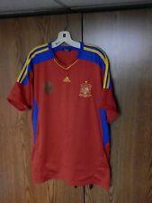 XAVI #8 SPAIN ADIDAS JERSEY SIZE XL ESPANA BARCELONA WORLD CHAMPIONS 2010 FIFA