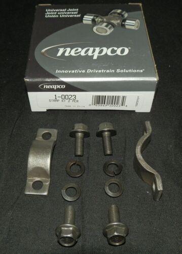 Neapco 1-0023  Strap Kit for Chrysler 7260 Series U-joints New FAST FREE SHIP