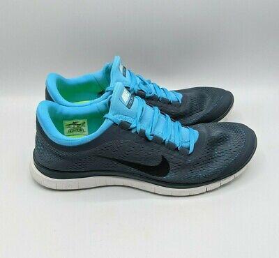 Nike Free Run 3.0 V 5 Men US 14 Running Shoes 580393-003 NEW | eBay