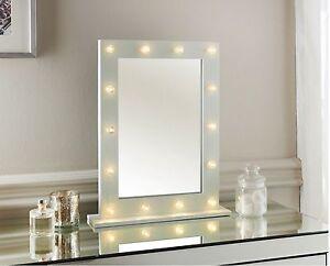 Neu Hollywood LED Licht detailliert Schminktisch Spiegel -40 X 50 ...