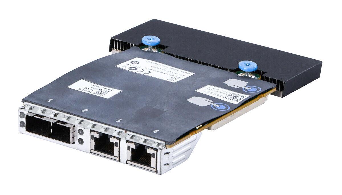 Dell 57800s Dual 10G SFP +/Dual 1G RJ45 Server Daughter Adapter