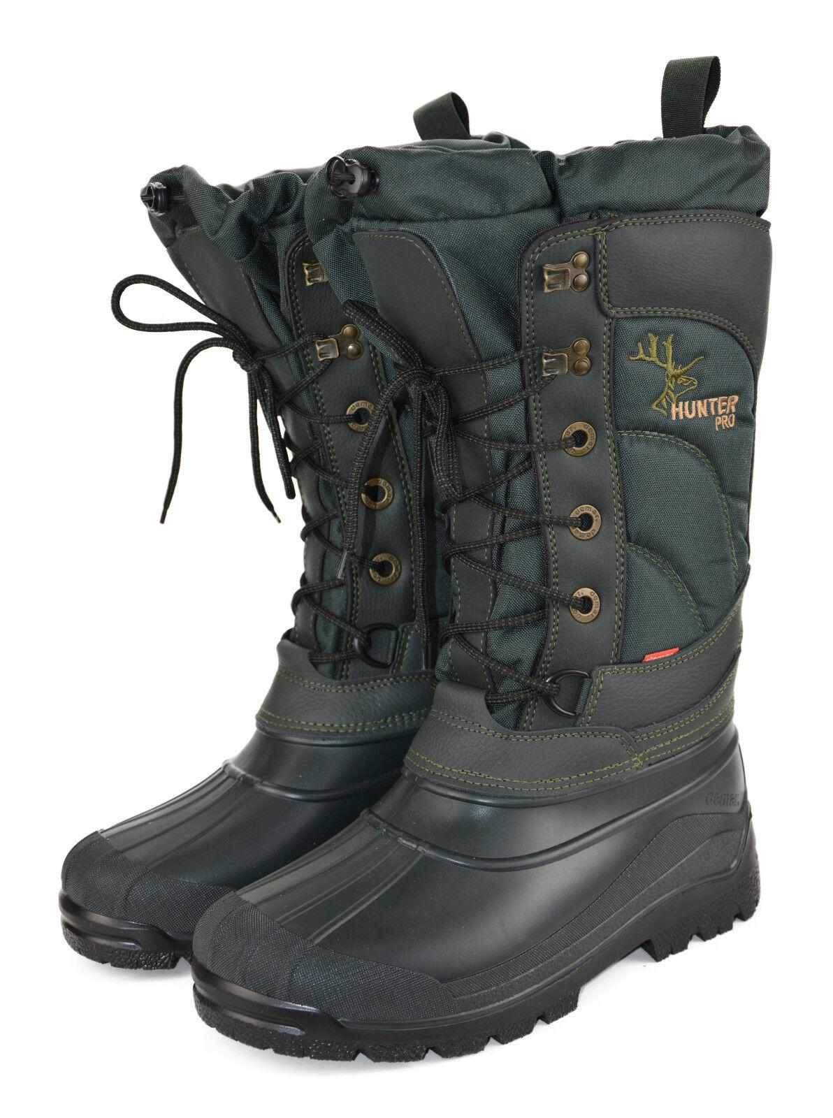 Demar Hunter pro cazador botas caza zapatos botas de invierno caza 100% impermeable