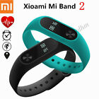 Original Xiaomi 1S/2 Mi Band Smart IP67 Wristband Bracelet Heart Rate Monitor