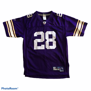 Details about *NFL Jersey* Boys Size Large Embroidered Adrian Peterson - Minnesota Vikings