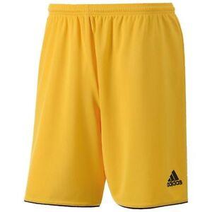 15 X Adidas Parma Ii Short Junior (7-10 Ans) Rrp £ 180-afficher Le Titre D'origine